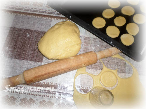 Как испечь простое печенье