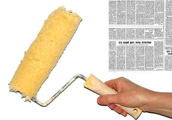 Как удалить водоэмульсионную краску с потолка и стен своими руками